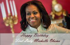 Happy+51st+Birthday+First+Lady+Michelle+Obama