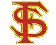 "Florida State Seminoles embroidery designs.    Florida State Seminoles Logo. Formats: CSD, DST, EXP, HUS, JEF, PES, SHV, VIP, XXX, VP3,   Sizes: 2.70x2.94"", 3.42x3.72"", 4.29x4.67"", 5.06x5.52"".  Price 2.50$   Contacts: provokator04@rambler.ru"