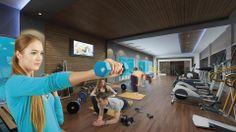 Sağlıklı bir yaşam ve spor yapmak isteyenlere 1CoastalCity, günümüze en uygun teknolojik aletler ile donantılmış bir spor salonu sunuyor. Her șeyin düșünüldüğü bu ayrıcalıklı spor alanı ile artık siz de formda bir hayat süreceksiniz.
