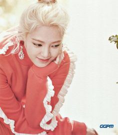 SNSD Hyoyeon - GIRLS' GENERATION 2017 Season's Greetings