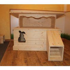 Schutzhütte de Luxe