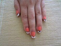 Dec 2013 - Pink and Orange