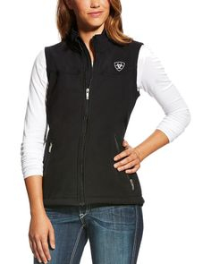 Nice Clothes Ariat Women's Team Softshell Vest - 10020762 2018 Check more at http://mytrendclothes.com/product/clothes-ariat-womens-team-softshell-vest-10020762-2018/