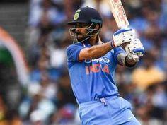 Virat Kohli included in World Top 10 batsmen, Brian Lara surpassed Virat Kohli, Cricket News, Football Helmets, Baseball Cards, Sports, Tops, Hs Sports, Sport