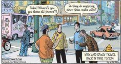 Star Trek: Predicting the near future since 1966. (Comic credit: http://ift.tt/Vzat7F ) via @GeorgeTakei