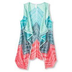 Girls' Open Sweater Vest - Xhilaration™