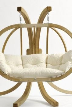 amazonas globo chair with green cushion 0 image of amazonas hippo wooden stand for baby hammocks   baby      rh   pinterest