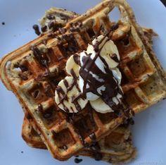 Gluten Free Chocolate Waffles!   #glutenfree #allergyweek  http://www.superhealthykids.com/blog-posts/gluten-free-chocolate-waffles.php