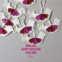 BOM ANO · HAPPY NEW YEAR · FELIZ AÑO http://marieladias.blogspot.pt
