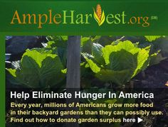 Support Organic Farming and Local Gardeners with Ample Harvest - http://www.organicfarmingblog.com/support-organic-farming-local-gardeners-ample-harvest/