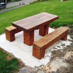 Generous Solid Construction Features Solid Timber Construction Plant Mounted Only Underground Portion of Seat - Preservative Applied Option of Heavy Weight or Light Weight versions Product Specifications Galvanized Fasteners NZ Grown Macrocarpa Timber Picnic Set, Street Furniture, Fasteners, Outdoor Furniture, Outdoor Decor, Preserves, Concrete, This Is Us, Construction