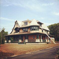 My legit dream house in Newport, RI right off ocean drive :)