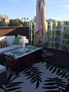 Patio Patio Design, Outdoor Furniture, Outdoor Decor, Creative, Home Decor, Homemade Home Decor, Decoration Home, Yard Furniture, Patio Ideas