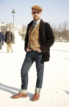 Style dapper for men