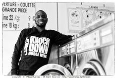 #Portrait Modibo Diarra