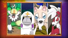 Version-exclusive Pokémon and New Features Revealed in Pokémon Sun and P...