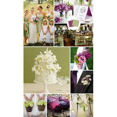 Wedding Colours: Classic Wedding Colour Palettes We Love Grape + Sage – The Knot