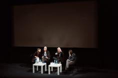 Spotkanie: Reinhold Friedl, Kasper T. Toeplitz, 4.10.2016 fot. Michał Ramus, www.michalramus.com