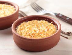 מתכון לאורז בחלב, או פודינג אורז - בגרסה אפויה שלא מצריכה השגחה מיוחדת. הכי אוכל של חורף