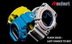 Maxkart Flash Sales Last Chance to Buy. Maxkart.co.uk #DSLR #Camera #Lenses #Sigma #Watch #photography #MaxKart #uk #Sale #Casio #Gshock #protek #BabyG #Fossil