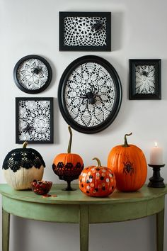 25 Brilliant Halloween Decorating Ideas You Can DIY | Of Life + Lisa