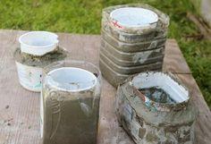 Tuto loisirs créatifs : fabriquer des pots de fleurs