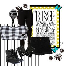 """""""Untitled #930"""" by musikfreak12 ❤ liked on Polyvore"""