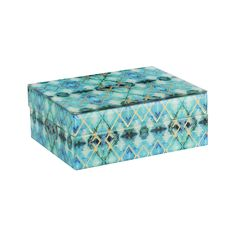 Allure by Jay Glass Collage Jewelry Box