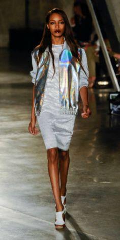de71af9de041 Spring 2013 Fashion Trend  Holographic Clothes   Accessories