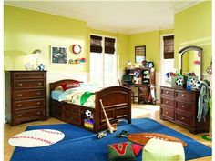 Lea Industries 3/3 Twin Captain Bed, 625-939R, and other Youth Bedroom Beds. This is from the Deer Run set.