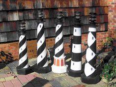 Beach On Pinterest Lighthouses Nautical And Nautical Decor Ideas