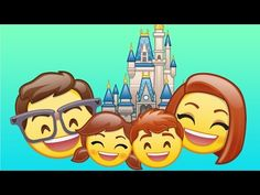 Join emojified versions of you in this parktastic retelling of what it's like to spend a magical day at the Walt Disney World Resort. Get Disney Emojis by pl. Disney World Resorts, Walt Disney World, World Emoji Day, Retelling, What Is Like, Painted Rocks, Family Guy, Comics, Fictional Characters