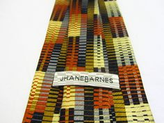 Jhane Barnes weaves incredible textiles for menswear and interiors.