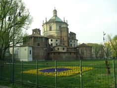 Storza Castle, Milan Italy