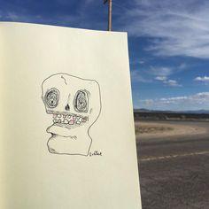 いいね!59.9千件、コメント409件 ― official matthew gray gublerさん(@gublergram)のInstagramアカウント: 「desert marshmallow」 Matthew Gray Gubler Art, Lets Get Weird, Make Your Mark, Criminal Minds, Artsy Fartsy, Tatting, Art Drawings, Reusable Tote Bags, Ink