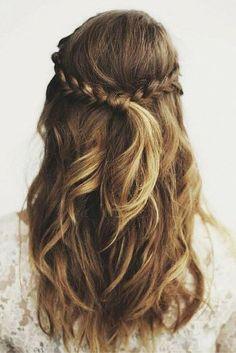 10 penteados com trança para tentar essa semana - Além do Look do Dia