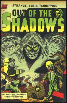 Fantasy Ink: Pre-Code Horror Comics