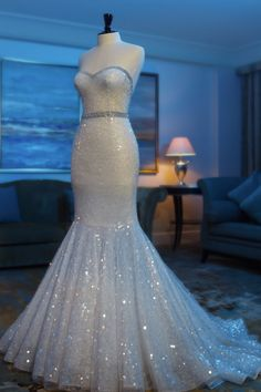 Stunning Abed Mahfouz Wedding Dresses 2013. Beautiful but a little too much sparkle