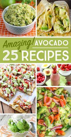 Amazon Avocado Recipes