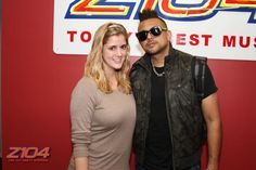 Sean Paul stopped by to hang out with some fans
