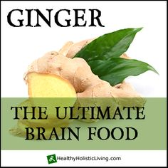 The Ultimate Brain Food – Increase memory, Reduce the Risk of Alzheimer's and Protect Against Multiple Sclerosis