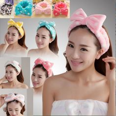 Princess SPA party accessories - Headband-For-Bath-Spa-Make-Up