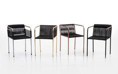 Les Copains chair low by Brühl_2