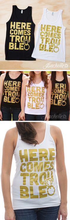 a3534c7dd8b16 Bachelorette Party Shirts (That Don t Suck!)