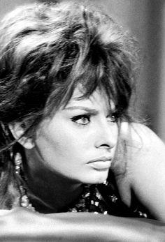 Sophia Loren in The Millionairess (1960)