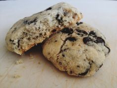 coconut flour carob chip cookies  http://honeystuck.com/2013/09/08/carob-chip-cookies/