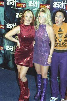 15 Lessons In Fearless Fashion From Ginger Spice, AKA Geri Halliwell