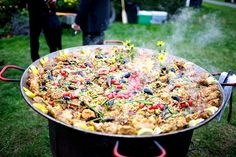 Paella by bayleaf for your reception!