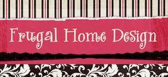 Frugal Home Design