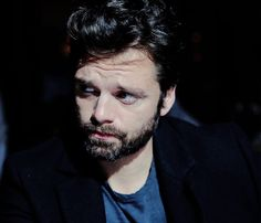 Sebastian Stan photographed by An Rong Xu for The New York Times (2017)